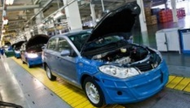 Vehicle production in Ukraine 14.8% up in October 2017