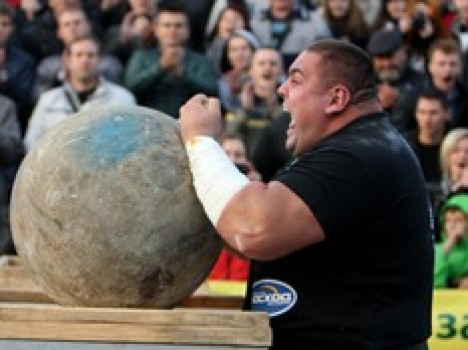 Forex trend strongman cup 2013