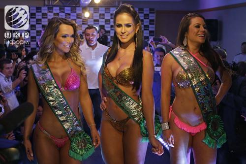 Бразильские конкурсы смотреть