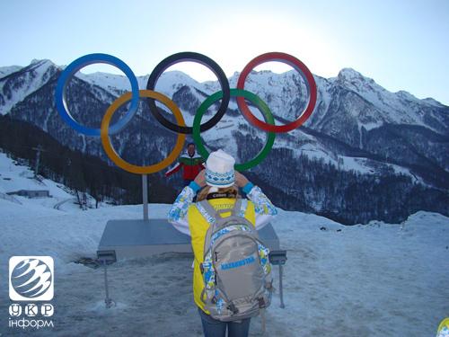 Олімпійці обживаються в Сочі. Фото