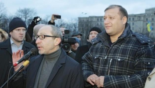 """Добкіну і Кернесу """"шарманка про переслідування"""" не допоможе - Луценко"""
