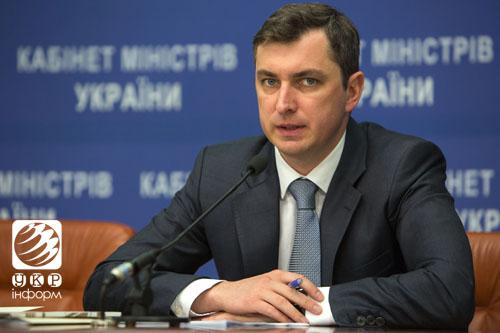 Голова Державної фіскальної служби України Ігор Білоус