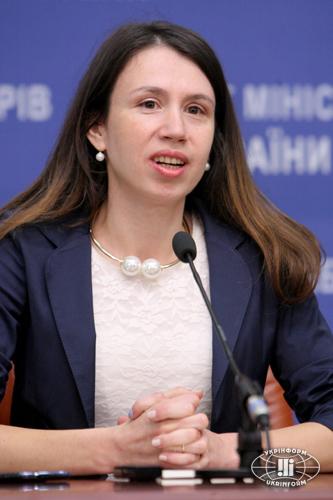 Голова Антикорупційного комітету Тетяна Чорновол