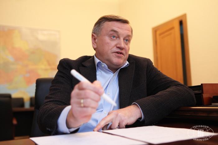 Голова Державного комітету телебачення і радіомовлення України Олег Наливайко