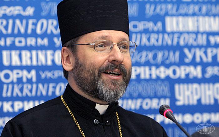 Картинки по запросу архиепископ Киево-Галицкий Святослав Шевчук
