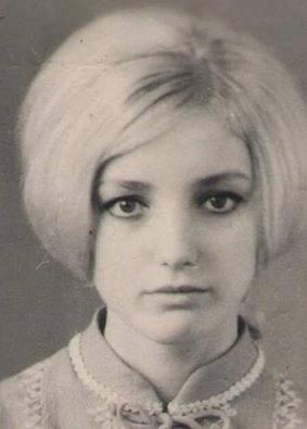 Жена Виктора Суворова Татьяна