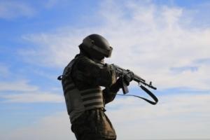 调查显示,1/4的乌克兰人愿意拿起武器保家卫国