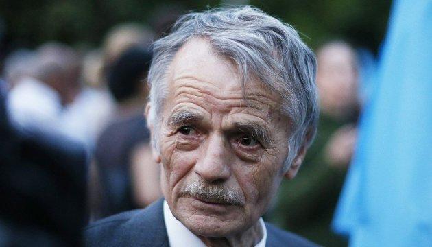 Джемилев после встречи с Порошенко: Много света Крым не получит