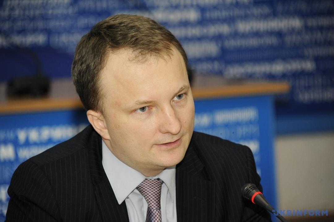 Историк, политолог Александр Палий