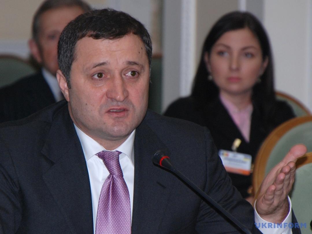 Бывший премьер-министр Молдовы Влад Филат