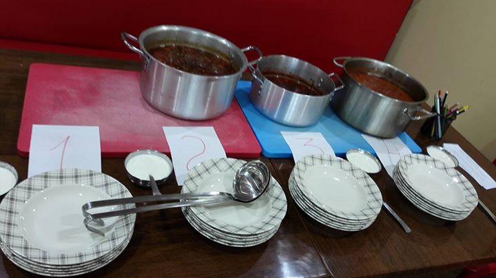 Варим суп борщ