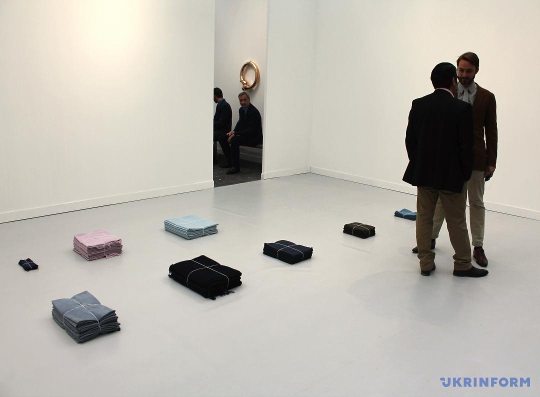 Инсталляция художника Джейсона Доджа