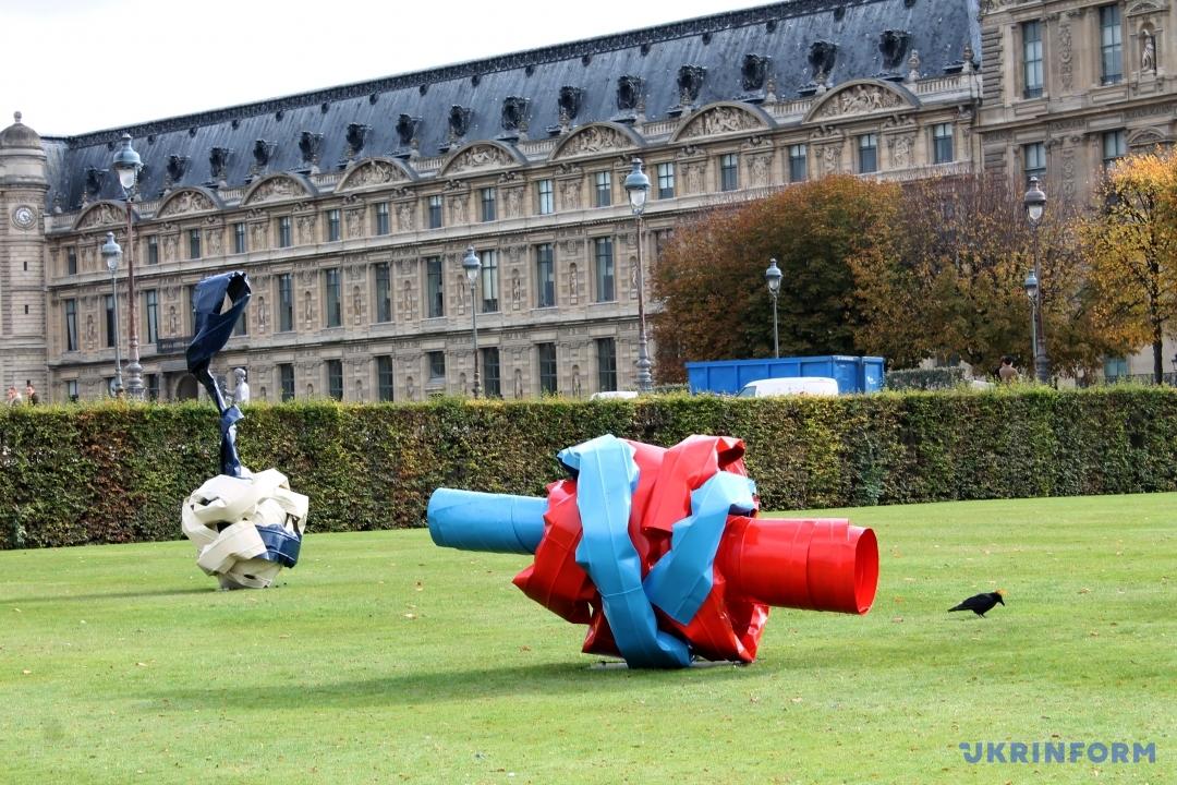 Скульптуры немецкого художника Анны Пасхавер