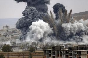 Прогноз погоди для Росії в Сирії: заплановані «вибухові опади»