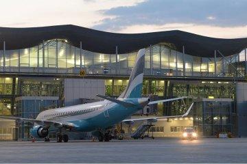 """En el aeropuerto """"Zhulyany"""" de Kyiv ya había medidas de mayor seguridad antes de los ataques de Estambul"""