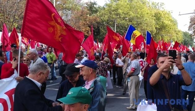 Кишиневский митинг назначил дату объединения Молдовы и Румынии