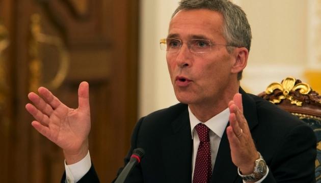 Столтенберг: НАТО усиливается в Черном море из-за России