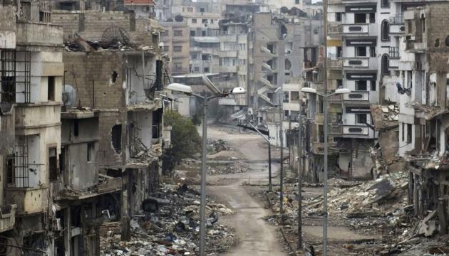 Посольство України в Сирії евакуюють до Лівану