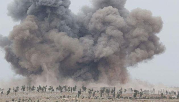 Коалиция нанесла существенные потери нефтяному бизнесу ИГИЛ в Сирии