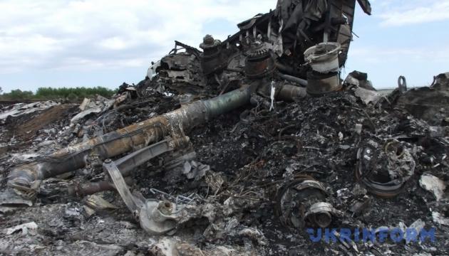 МН17: За півроку встановлять, якою ракетою і звідки збили літак