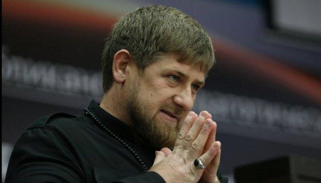 У Кремлі назвали зухвале відео Кадирова «метафорою»