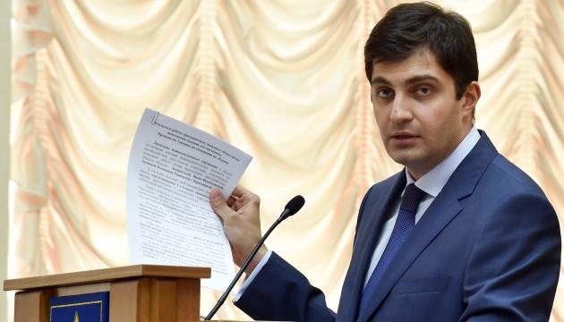«Скинуту» в Одесу справу Бузини Сакварелідзе поверне ГПУ
