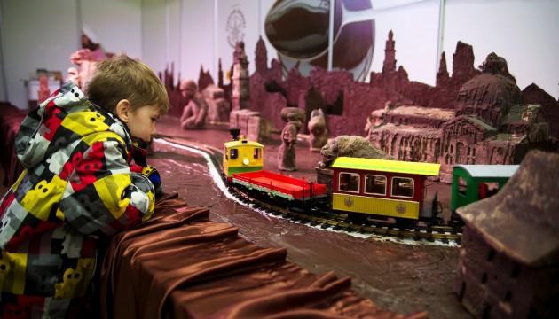Львівський фестиваль шоколаду розпочнеться вже навесні