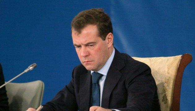 Російський прем'єр звинуватив Захід у поверненні до «холодної війни»