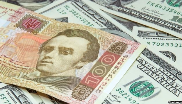 Ukrainians buy more foreign currency than they sell for first time in three years