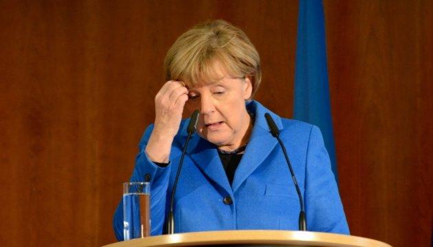 Меркель про квоти на біженців: Ми робимо з себе посміховисько в Європі
