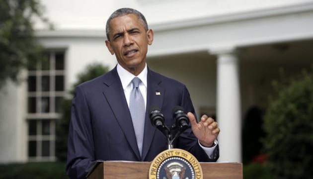 Обама о стрельбе в США: Пора менять закон об оружии