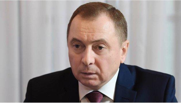 Глава МЗС Білорусі сподівається, що Мінськ-3 не знадобиться
