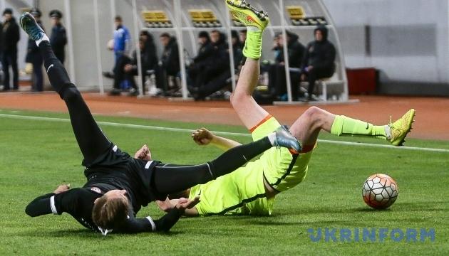 """""""Зоря"""" зазнала першої поразки у нинішньому чемпіонаті"""