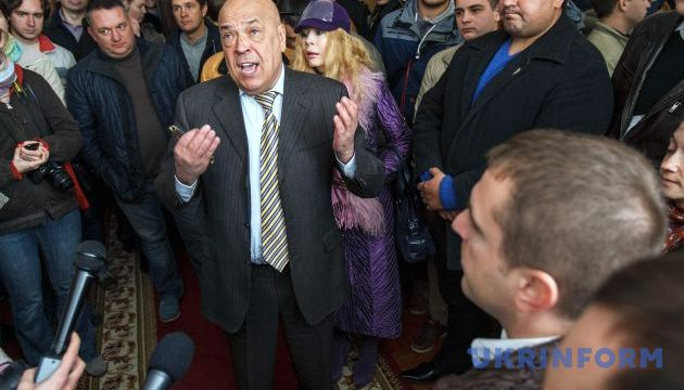 Москаль обіцяє не «церемонитись» із противниками «декомунізації»