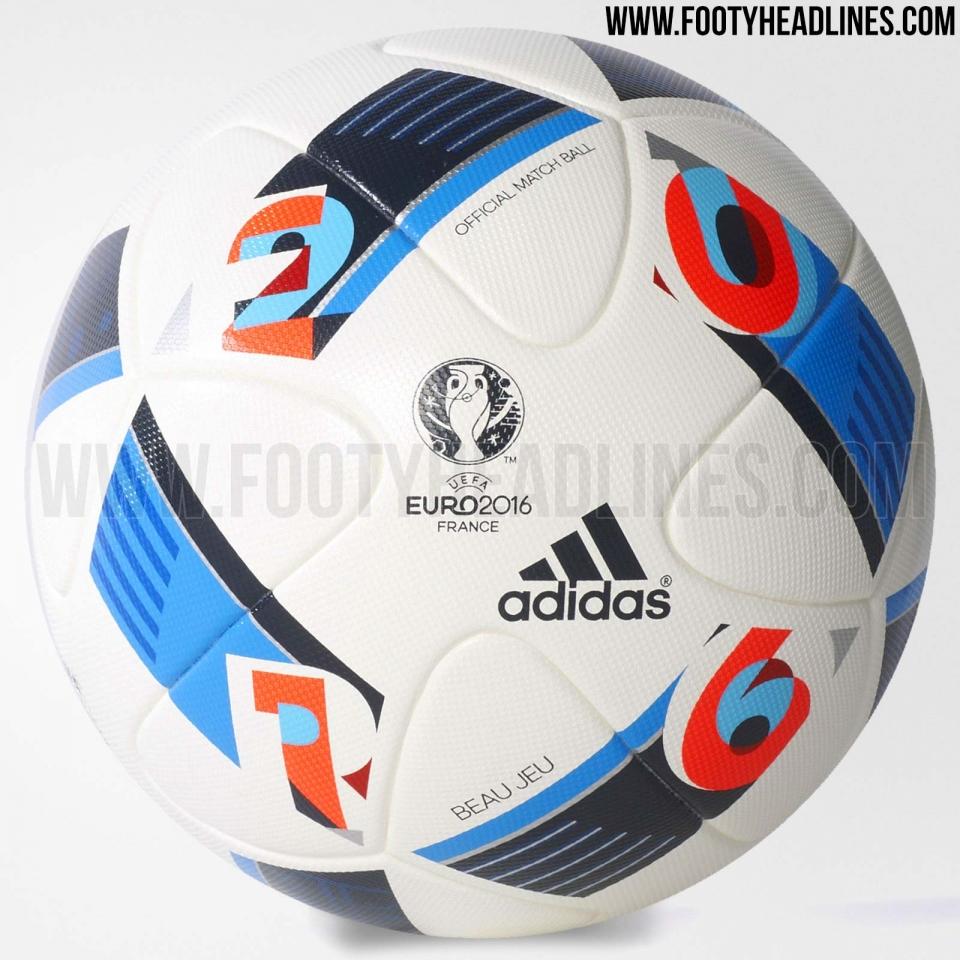 мяч спорт EURO 2016 adidas  № 3918610  скачать