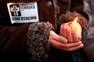 Брехня про Голод спричинила Донбас