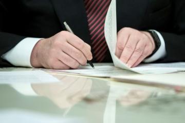 Firmado memorando, que ayuda a apoyar a los ucranianos en Australia