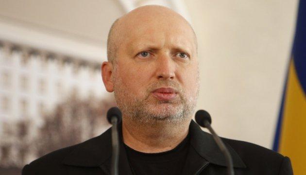 Турчинов про Майдан: Ніщо не могло протистояти - ні зброя, ні сила, ні підступність