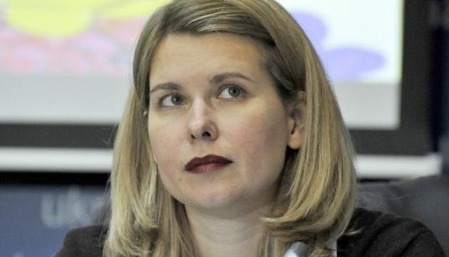 Вронська тимчасово очолила міністерство екології