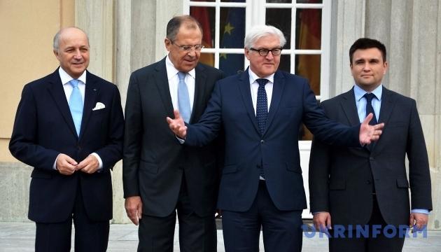Клімкін обговорить вибори на Донбасі в «нормандському форматі»