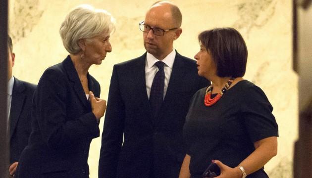 Новое соглашение с МВФ будет заключено до конца февраля - Яресько