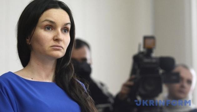 Вища рада юстиції просить звільнити одіозну суддю Царевич