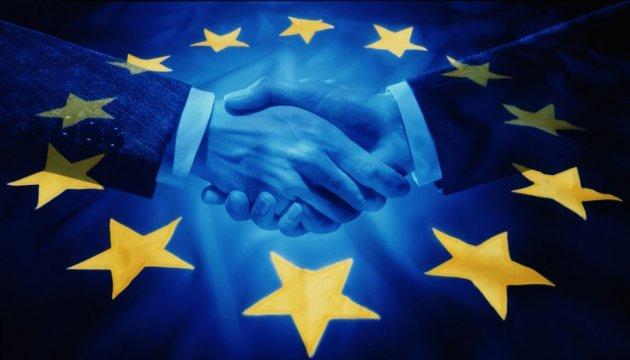 FM Klimkin: Dutch Justice Ministry signs EU-Ukraine Association Agreement