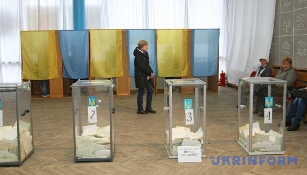Сьогодні пройдуть вибори у органи місцевого самоврядування в 13 областях