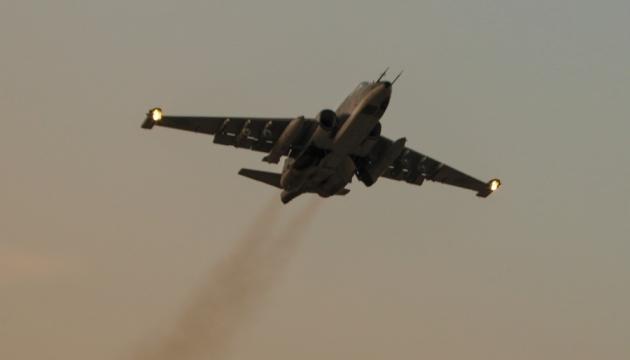Российская авиация у границы с Украиной тренируется быть незаметной