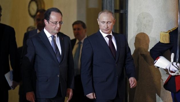 Путин знал о подготовке терактов в Париже – Белковский