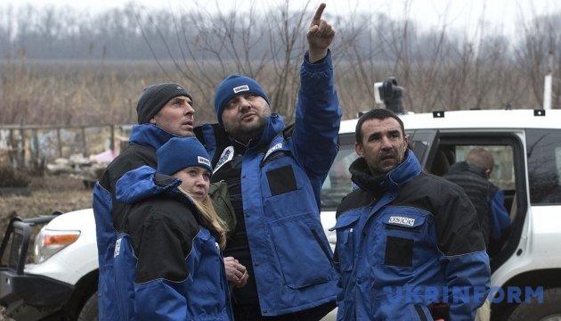 Генштаб: Камери ОБСЄ у Широкиному посприяли зменшенню обстрілів