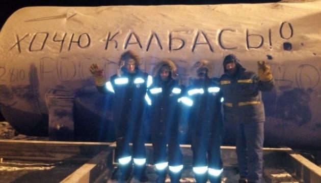 В России строители «арктического щита» сидят без денег и еды