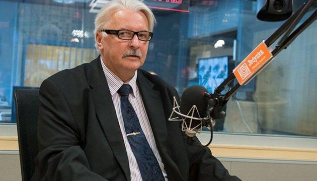 Глава МЗС Польщі нагадав у Женеві про порушення територіальної цілісності України