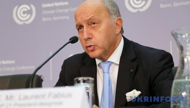 Фабиус открыто обвинил Россию в пособничестве режиму Асада
